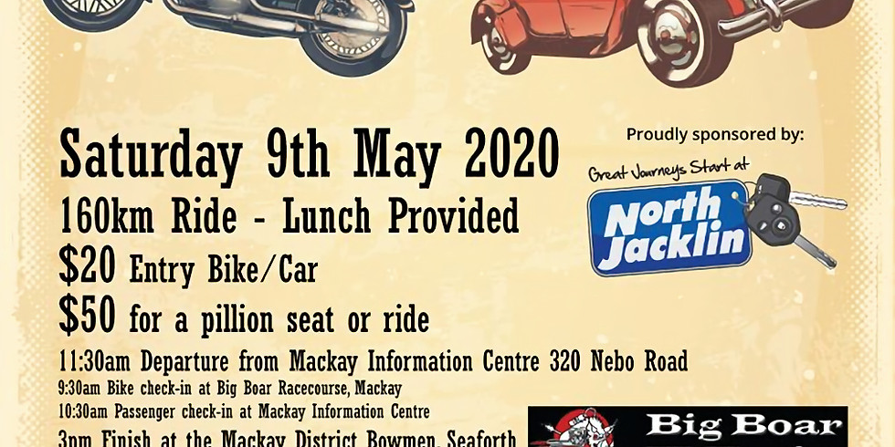 Mackay Childhood Cancer Charity Ride