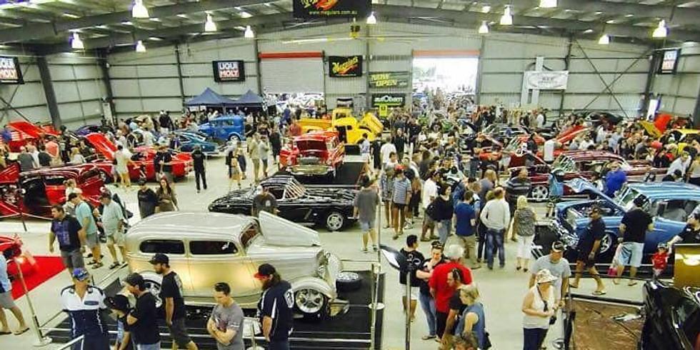 Pirtek Mackay Motor Show - Entrants only