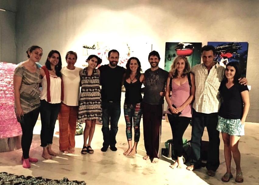 Sound healing journey at Art Gallery