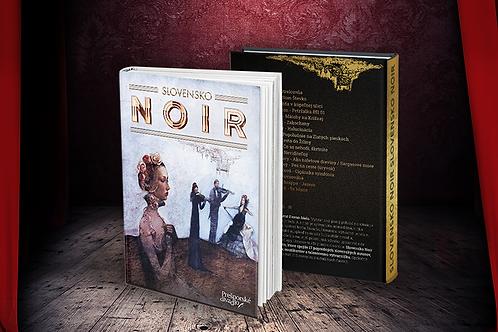 Kniha Slovensko Noir