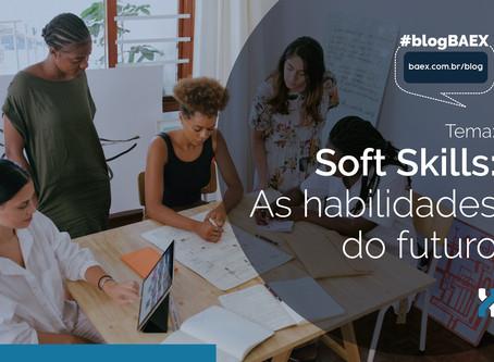 Soft Skills: as habilidades do futuro