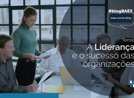 A liderança e o sucesso das organizações