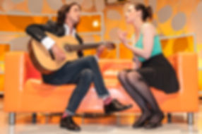música de sofá TPA en tu casa