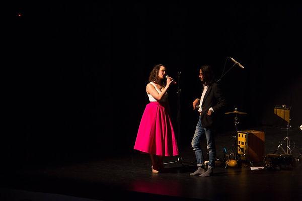 música de sofá XXL Nuevo Teatro de La Felguera