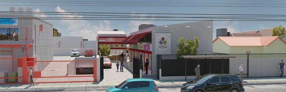 Dark Store y Delivery Los Olivos