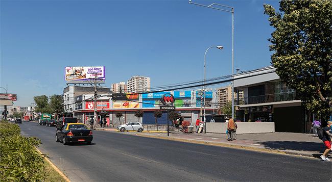 Gran Avenida con Departamental