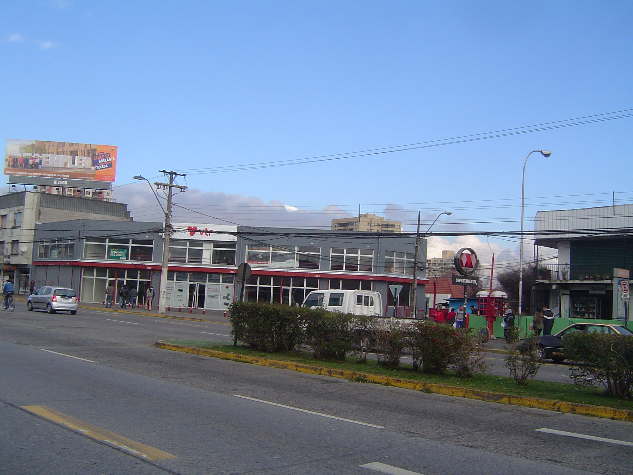 Gran Avenida / Departamental