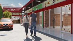 Strip Center Los Olivos