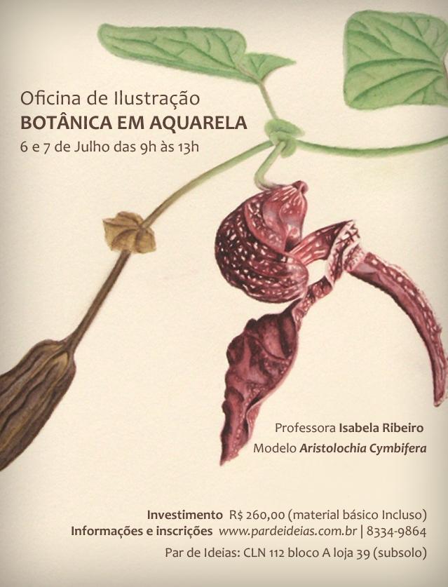 Ilustração Botânica