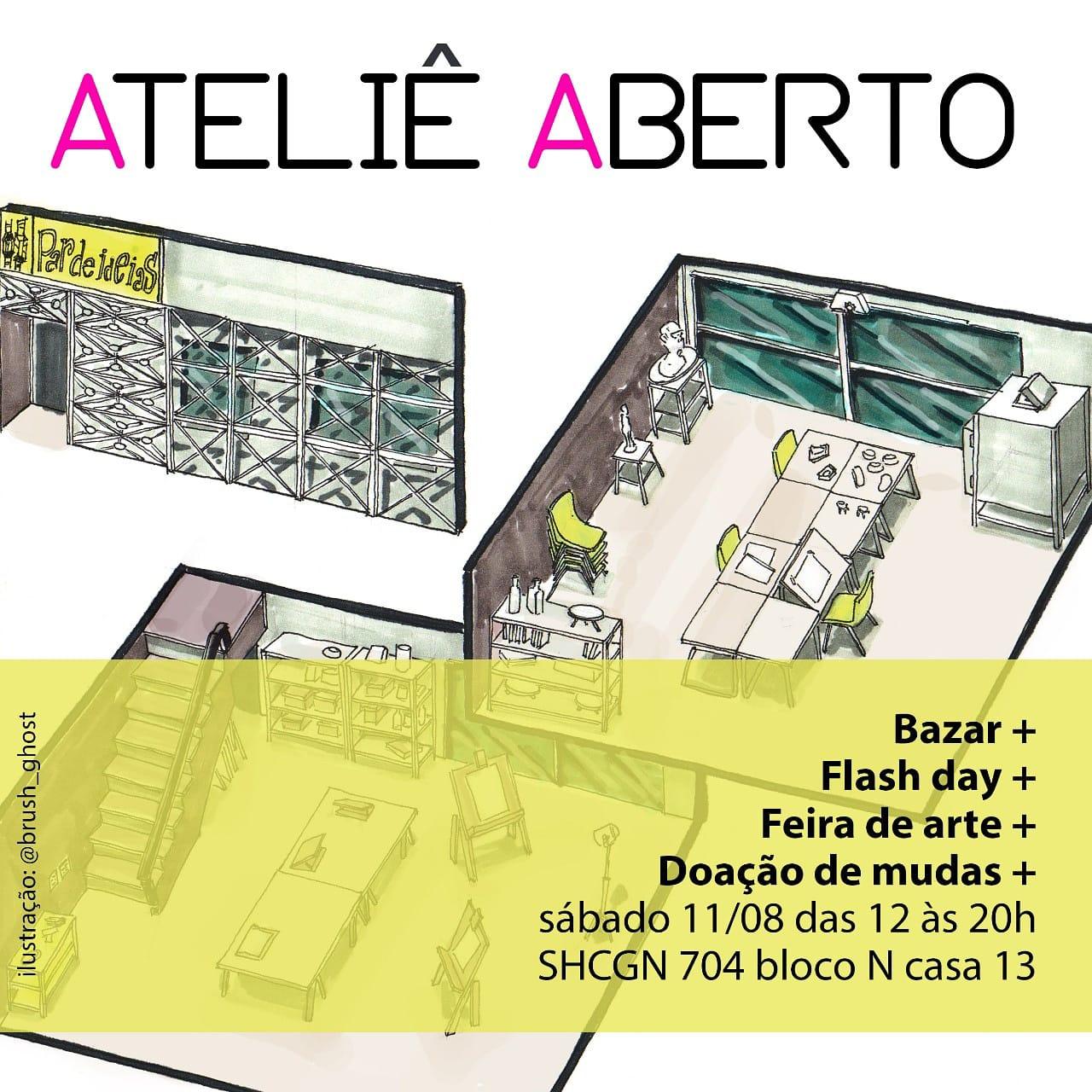 Ateliê Aberto