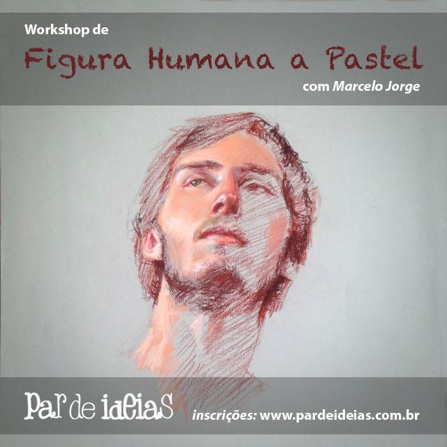 Figura Humana a Pastel