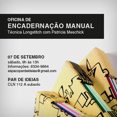 Encadernação Manual