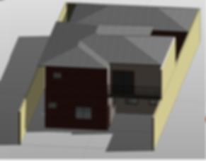 revit bim 3D m²
