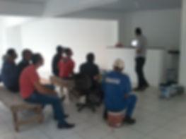 treinamento NR18 Londrina