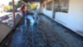 manta asfaltica impermeabilização