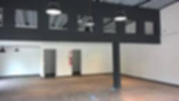 interior loja motos