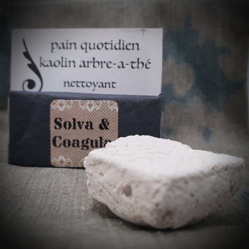 Pain quotidien nettoyant sans savon
