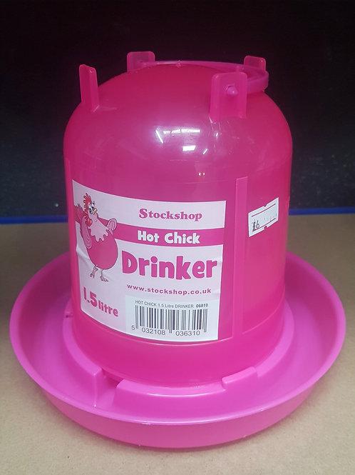 Pink Hot Chick Drinker