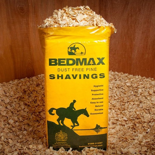 Bedmax Pine Shavings - 20kg