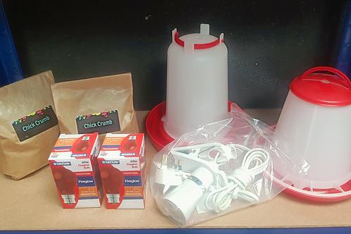 Brooder Starter Kit (Chicks)