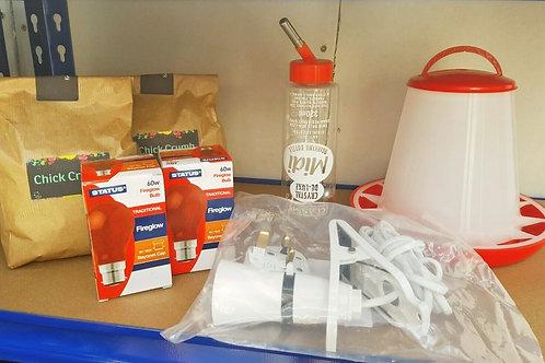 Brooder Starter Kit (Quails)
