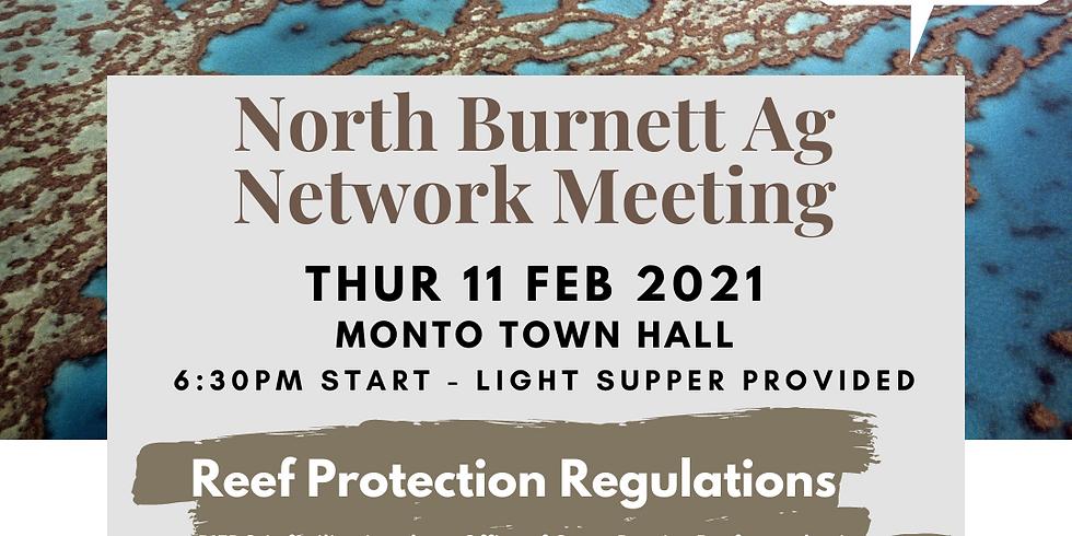 North Burnett Ag Network Meeting: Reef Protection Regulations