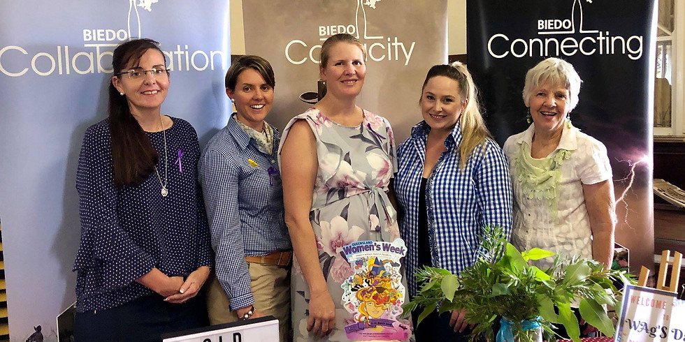 Burnett Inland Women in Agriculture Day - Wondai (1)