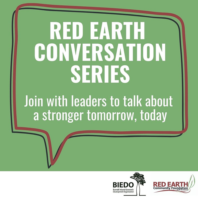 Red Earth Conversation Series: Session 5