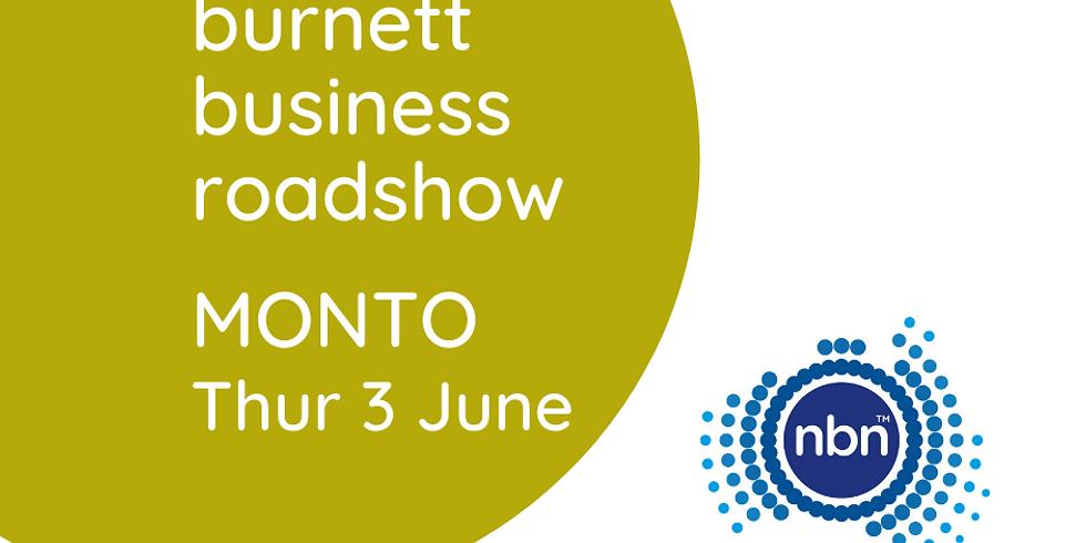 Burnett Business Roadshow - Monto