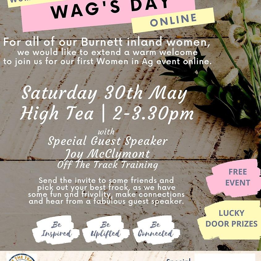 Women in Ag (WAg's) - Online