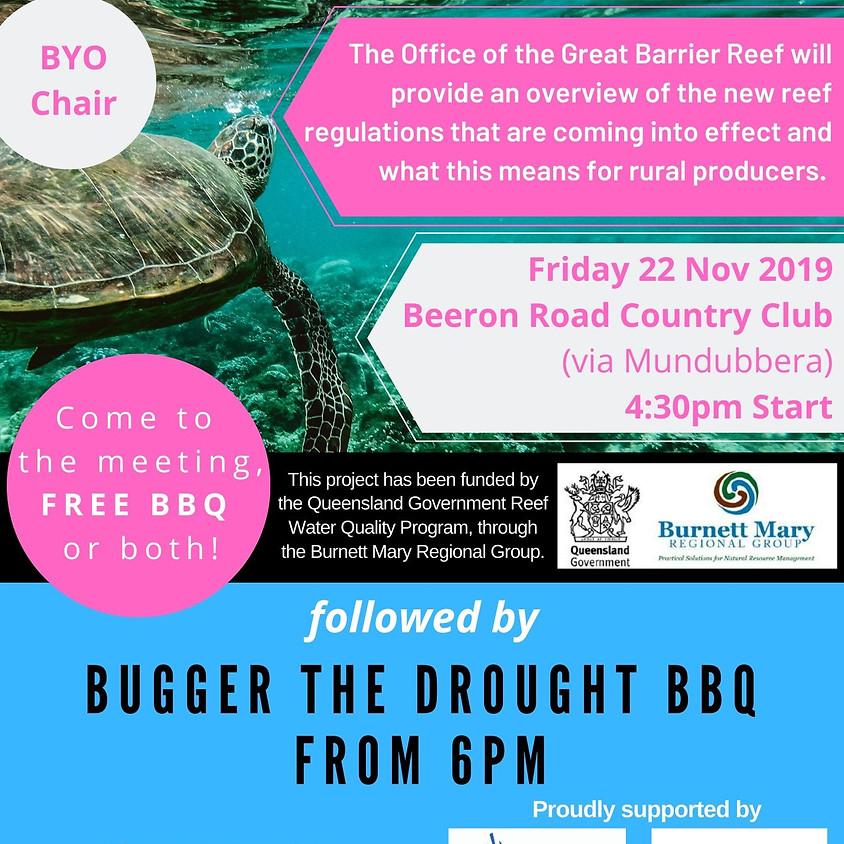 North Burnett Ag Network Quarterly Catch-up & Bugger the Drought Dinner
