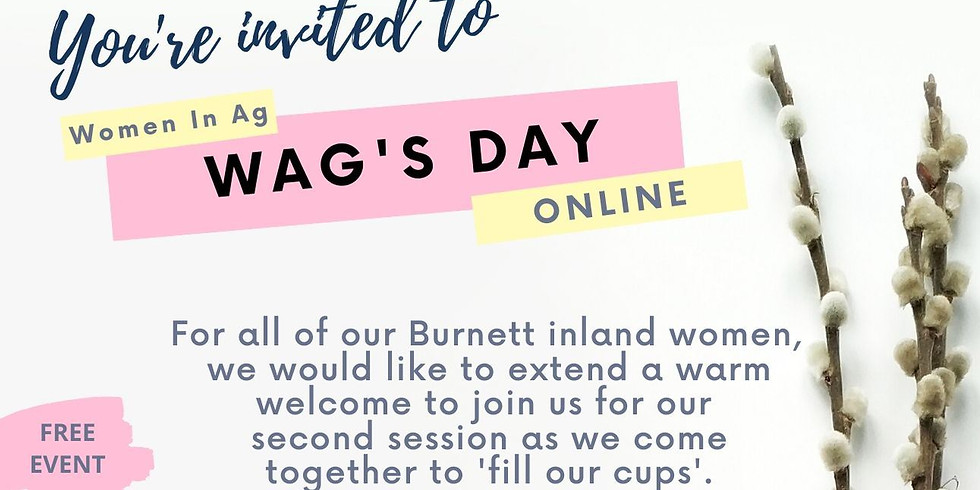 Women in Ag (WAg's) Online: Session 2