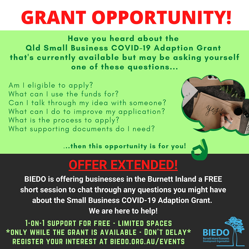 Grant Assistance