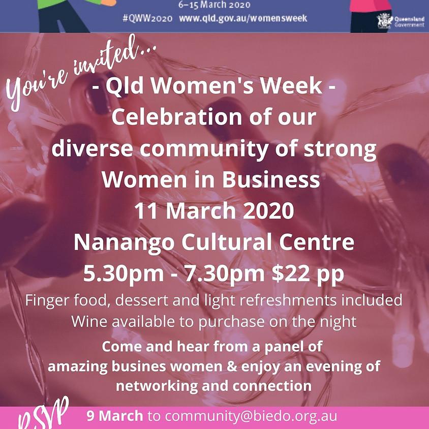 Women In Business Evening - Queensland Women's Week