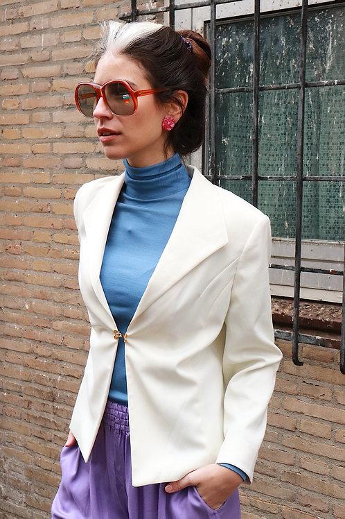 Off white vintage blazer