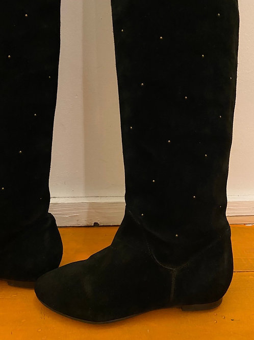 See by Chloë overknee boots