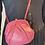 Thumbnail: Vintage roze minibag crossbody