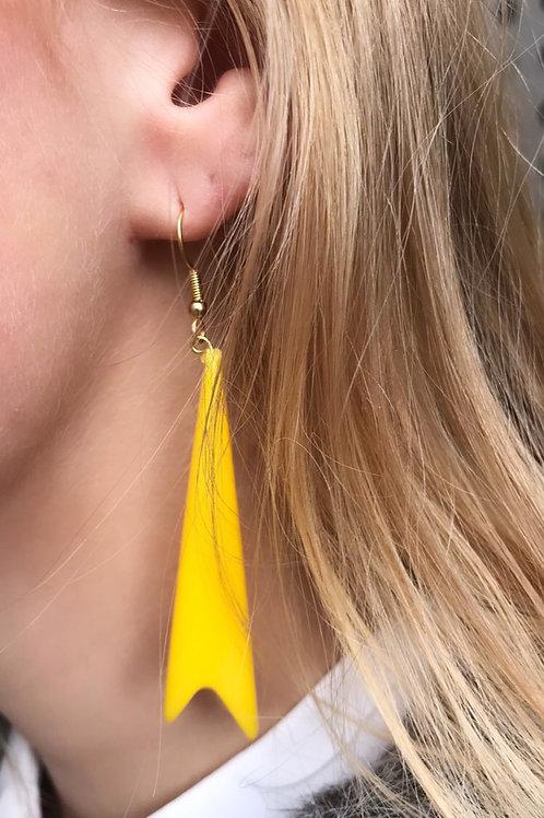 80s oorbellen - hangers