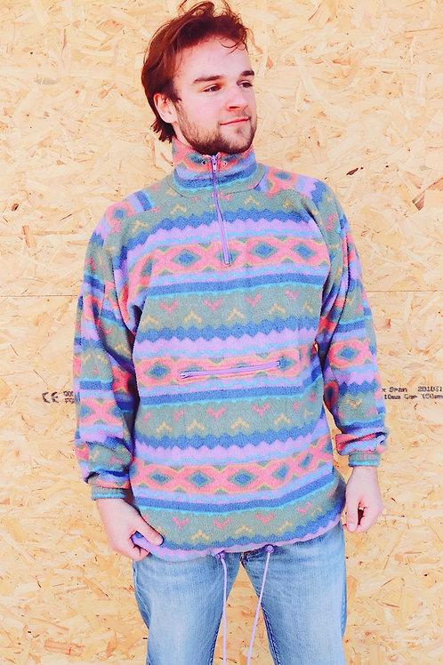 Fleece sweater 90s