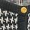 Thumbnail: Wollen vest met gouden knopen