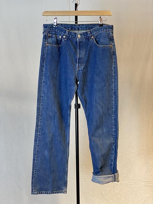90s Levi's 501 W33 L30