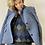 Thumbnail: Wollen blazer blauw