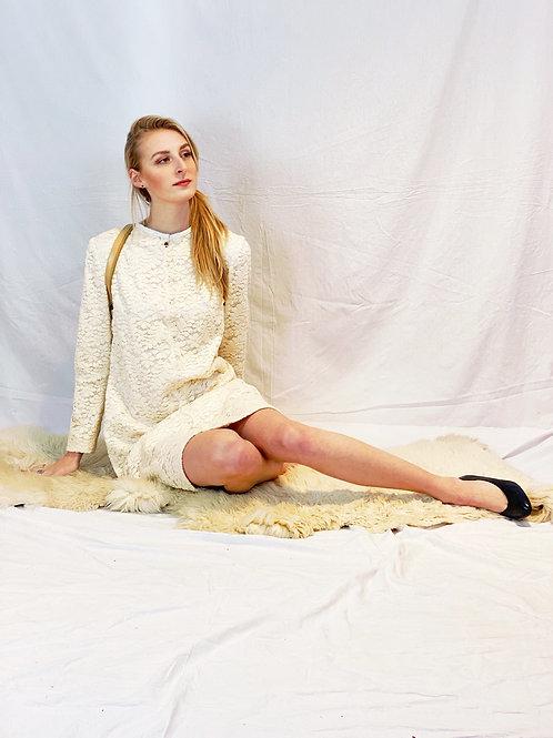 60s lace dress