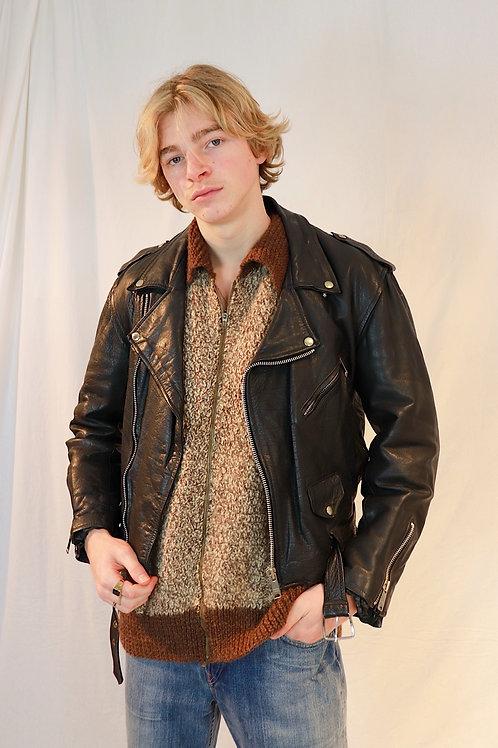 Vintage bikerjacket
