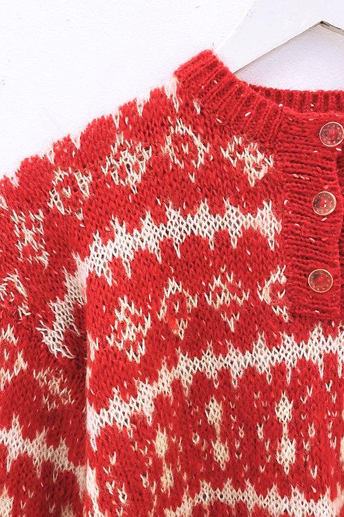 Handgebreide trui