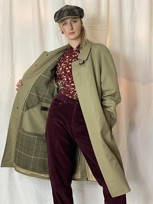 Vintage trenchcoat gender neutral