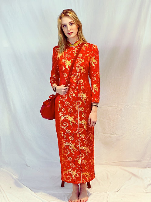 Vintage Chinese dress