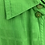 Thumbnail: Groene blouse korte mouw