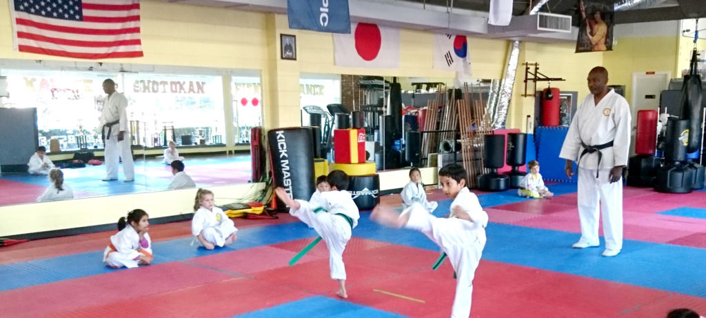 Beg/Int Karate Mon/Wed 4pm