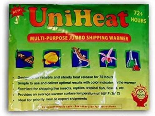 Uniheat 72 hour shipping warmer